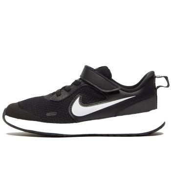 Scarpe NIKE Sneakers linea Nike Revolution 5 PSV colore Nero