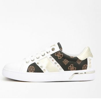 Scarpe Donna GUESS Sneakers Colore Medium Brown Linea Ricena