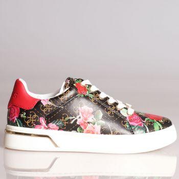 Scarpe Donna GUESS Sneakers Multicolor Linea Rollin