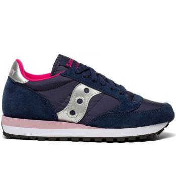 Scarpe Donna Saucony Sneakers Jazz Original Navy- Pink