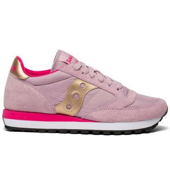 Scarpe Donna Saucony Sneakers Jazz Original Blush- Pink