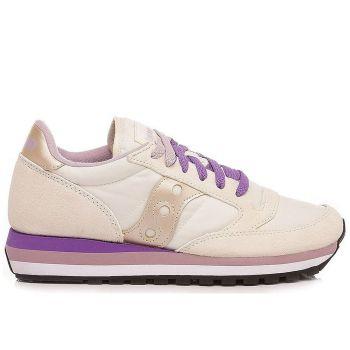 Scarpe Donna Saucony Sneakers Jazz Triple Cream - Violet