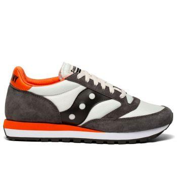 Scarpe Uomo Saucony Sneakers Jazz 81 Tan - Black