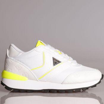 Scarpe Donna GUESS Sneakers Colore Bianco Linea Samsin