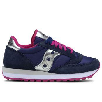 Scarpe Donna Saucony Sneakers Jazz Original Blue -Pink