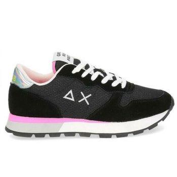 Scarpe Donna Sun68 Sneakers Ally Sporty Mesh Nero