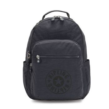 "Zaino Unisex Porta Pc 15,6"" KIPLING Seoul Colore Night Grey"
