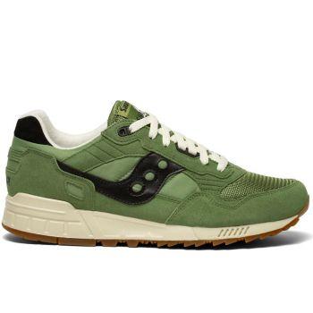 Scarpe Uomo Saucony Sneakers Shadow 5000 Vintage Green