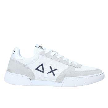 Scarpe Uomo SUN 68 Sneakers Skate Bianco