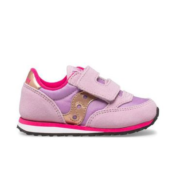 Scarpe Bambino Saucony Baby Jazz HL Mauve - Pink