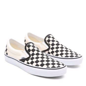 Scarpe Unisex VANS Sneakers Classic Slip-On Checkerboard