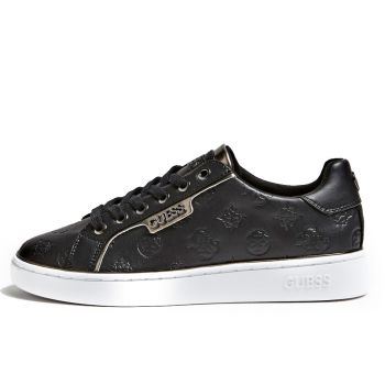 Scarpe Donna GUESS Sneakers Nere Linea Banq