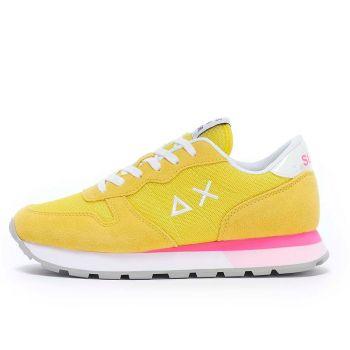 Scarpe Donna Sun68 Sneakers Ally Sporty Mesh Giallo
