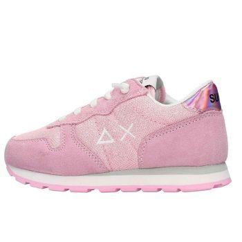 Scarpe Bambina SUN 68 Sneakers Girl's Ally Glitter Rosa