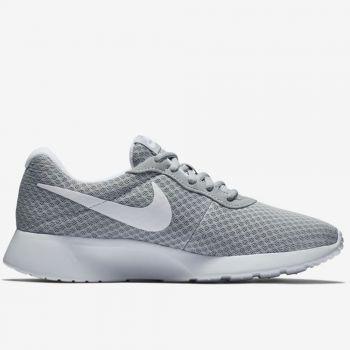 Scarpe NIKE Sneakers linea Tanjun colore Grigio - Bianco