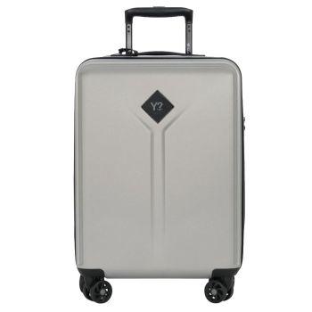 Trolley Cabina 55cm 4 Ruote Leggero 2,8 kg - Y Not? colore Silver con USB