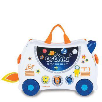 Valigia cavalcabile per Bambini - Trunki Skye Spaceship
