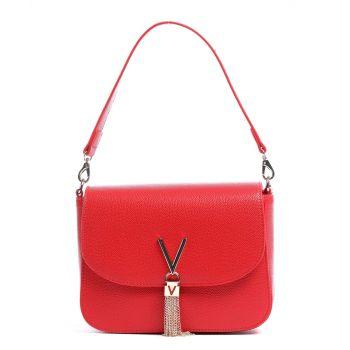 Borsa Donna a Spalla Piccola VALENTINO BAGS linea Divina Colore Rosso