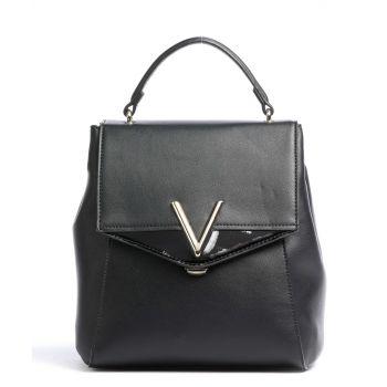 Zaino Donna VALENTINO BAGS linea Macroplaza Colore Nero