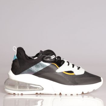 Scarpe Donna D.A.T.E. Sneakers linea Aura Honey Ripstop colore Black