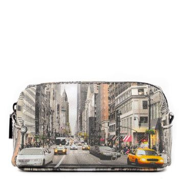 Beauty Piccolo con Zip Y NOT YES-301 New York Street Style