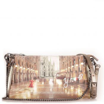 Borsa Donna Y NOT a Mano con Tracolla YES-313 Milano Gallery