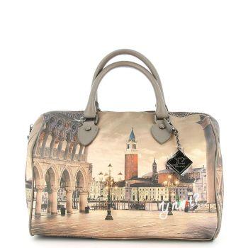 Borsa Donna Y NOT Bauletto Medio con Tracolla YES-318 Venezia San Marco