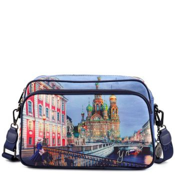 Borsa Donna a Tracolla Y NOT Saint Petersburg Yes-331
