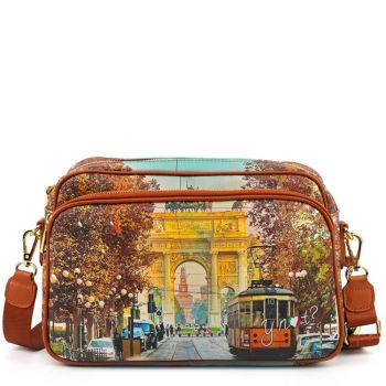 Borsa Donna a Tracolla Y NOT  Milan Happy Hour Yes-331