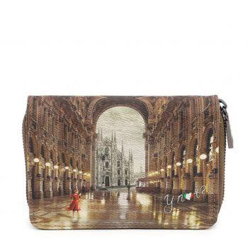 Portafoglio Compatto Donna Y NOT YES-362 Milano Gallery