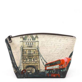 Beauty Case Piccolo Y NOT YES-308 London Bridge