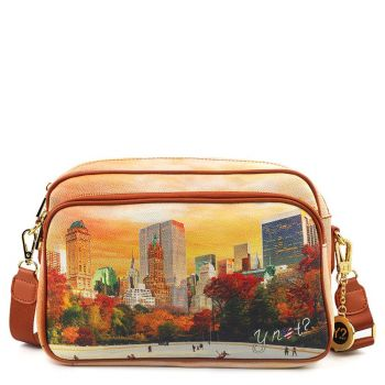 Borsa Donna a Tracolla Y NOT NY Central Park Yes-331