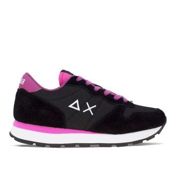 Scarpe Donna Sun68 Sneakers Ally Solid Nero
