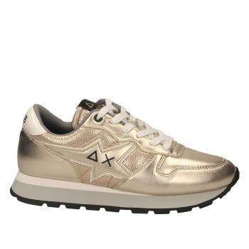 Scarpe Donna Sun68 Sneakers Ally Star Oro