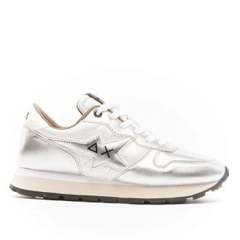 Scarpe Donna Sun68 Sneakers Ally Star Argento