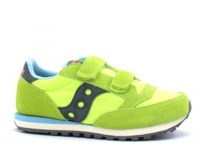 Scarpe Bambino Saucony Sneakers Jazz Double HL Kids Citron