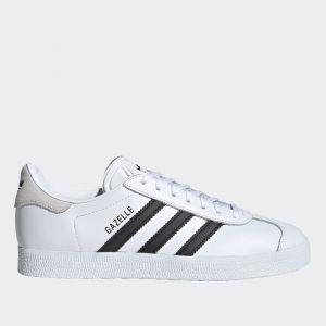 Scarpe ADIDAS Sneakers linea Gazelle W colore Bianco e Nero