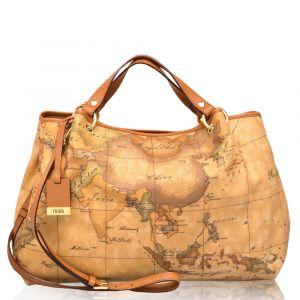 Big bag Woman Hand Shoulder Bag Alviero Martini 1A Classe Geo Classic line N147