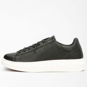 Scarpe Uomo GUESS Sneakers di colore Nero Linea Salerno