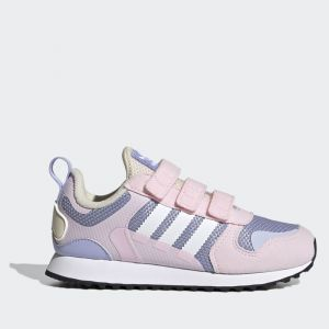 Scarpe Bambino ADIDAS Sneakers linea ZX 700 HD colore Rosa e Lilla