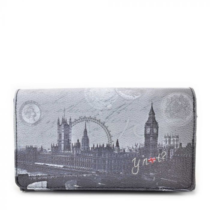 Portafoglio Donna Y NOT G-364 a Soffietto - Westminster Londra