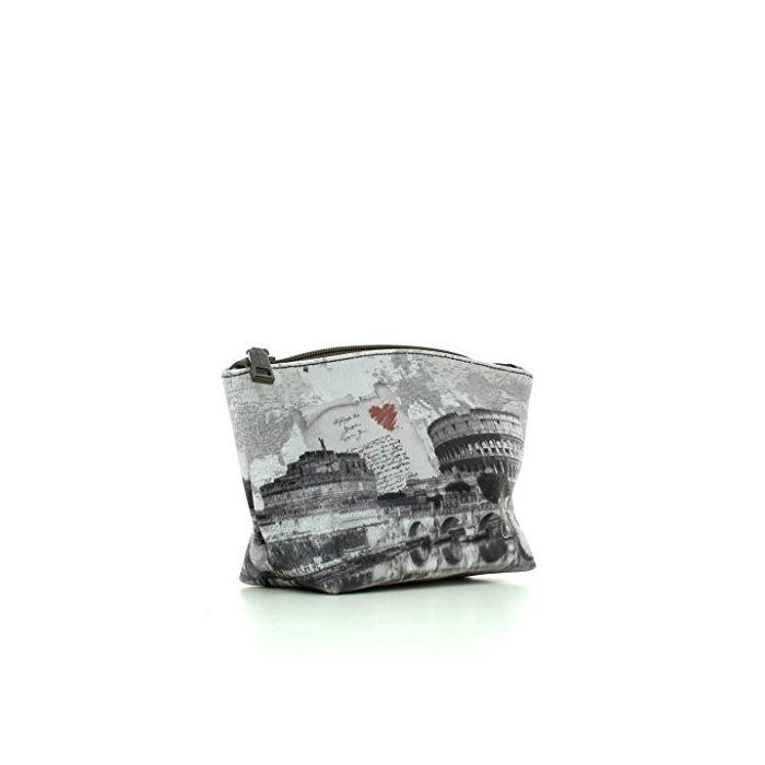 Beauty Pochette Y NOT Roma Love Letter trousse con Zip G-308