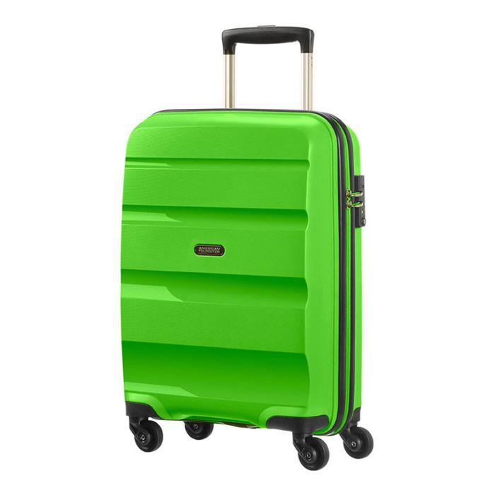 Trolley Cabina 55cm Ryanair 4 Ruote Leggero 2,5kg - Samsonite American Tourister Bon Air