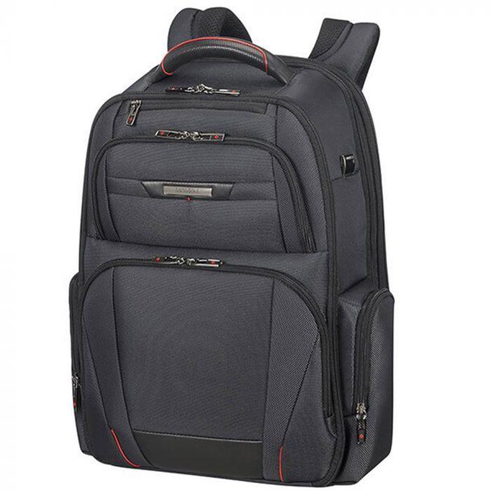 """Zaino Espandibile porta PC 17.3"""" e Tablet  - Samsonite Pro-Dlx 5 3V Nero"""