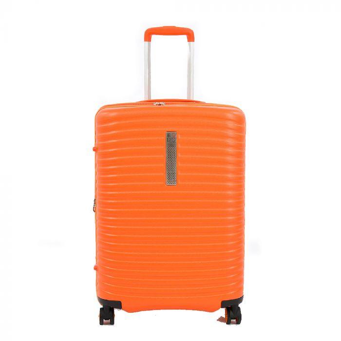 Trolley Medio Espandibile 66cm Modo By Roncato Vega Orange 4 Ruote Rigido 3,9kg