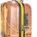 Trolley Medio Y Not Golden Bridge - Valigia 65cm Rigida 4 Ruote 3,4kg